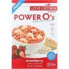 Love Grown Foods Cereal - Power Os - Strawberry - 10 oz - case of 6