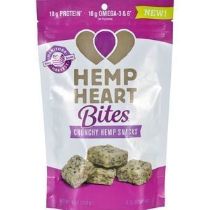Manitoba Harvest Hemp Heart Bites - Original - 4 oz - Case of 12