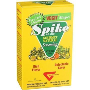 Modern Products Spike Gourmet Natural Seasoning - Vegit - Box - 8 oz