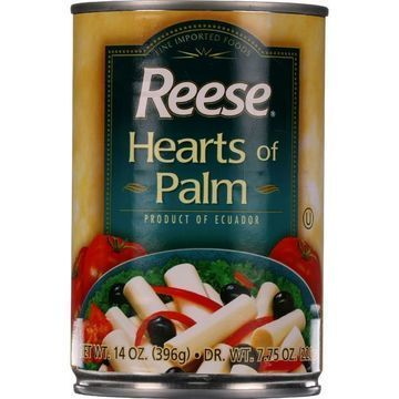 Reese Hearts Of Palm - 14 oz - case of 12
