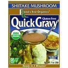Road's End Organics Gravy Mix - Organic - Shiitake Mushroom - 1 oz - Case of 12