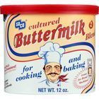 Saco Foods Buttermilk Powder Blend - Cultured - 12 oz - case of 12