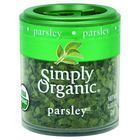 Simply Organic Parsley Leaf - Organic - Flakes - .07 oz - Case of 6
