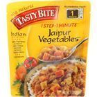 Tasty Bite Entrees - Indian Cuisine - Jaipur Vegetables - 10 oz - case of 6
