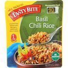 Tasty Bite Rice - Basil Chili - 8.8 oz - case of 6