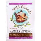 Wild Friends Almond Butter - Vanilla Espresso - Single Serve Packets - 1.15 oz - case of 10