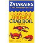 Zatarains Seafood Boil - Crawfish Shrimp and Crab - In a Bag - 3 oz - case of 12