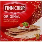 Finn Crisp Crispbread - Thin - Multigrain - 6.2 oz - case of 9