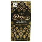 Divine Chocolate Bar - Dark Chocolate - 70 Percent Cocoa - 3.5 oz Bars - Case of 10