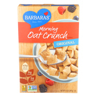 Barbara's Bakery - Morning Oat Crunch Cereal - Original - Case of 12 - 14 oz.