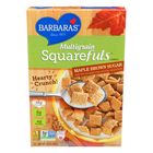 Barbara's Bakery - Multigrain Squarefuls - Maple Brown Sugar - Case of 12 - 12 oz.