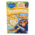 Barbara's Bakery - Organic Snackimals Cereal - Vanilla - Case of 12 - 9 oz.