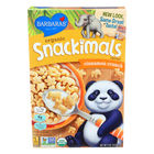 Barbara's Bakery - Organic Snackimals Cereal - Cinnamon Crunch - Case of 12 - 9 oz.