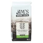 Jim's Organic Coffee - Whole Bean - Colombian Santa Marta Montesierra - Case of 6 - 12 oz.