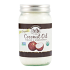 La Tourangelle Unrefined Coconut Oil - Case of 6 - 30 Fl oz.