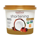 Nutiva Organic Superfood Shortening - Case of 6 - 15 oz.