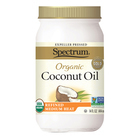 Spectrum Naturals Organic Refined Coconut Oil - Case of 12 - 14 Fl oz.