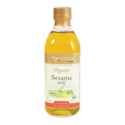 Spectrum Naturals Organic Unrefined Sesame Oil - Case of 12 - 16 Fl oz.