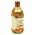 Spectrum Naturals Refined Sesame Oil - Case of 12 - 16 Fl oz.