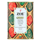 Zoe - Organic Extra Virgin Olive Oil - Case of 6 - 25.5 fl oz.