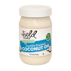 Field Day Organic Expeller Pressed Coconut Oil - Coconut Oil - Case of 6 - 14 oz.
