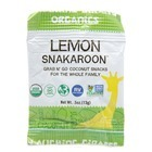 Lemon Snakroons