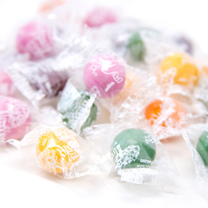 Fantastic Fruit Gum Balls