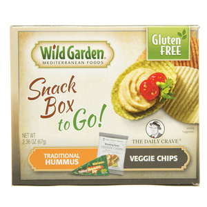 Hummus & Veggie Chip Snack Pack