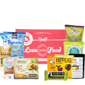 Happy Go Lucky March Gluten Free Box