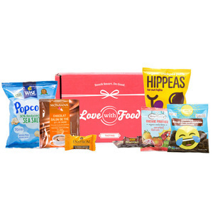 Happy Go Lucky March Tasting Box