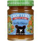 Crofters Fruit Spread - Organic - Just Fruit - Seville Orange - 10 oz - case of 6