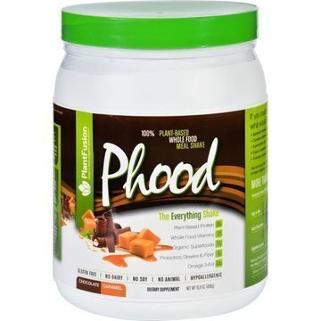 Plantfusion - Complete Meal - Chocolate Caramel - 15.9 oz