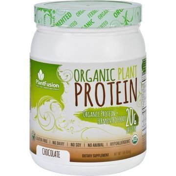 Plantfusion - Organic Plant Protein - Chocolate - 1 lb