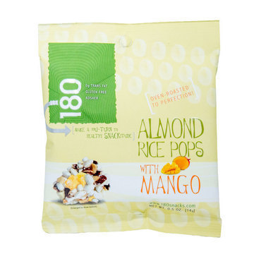 Almond Pops With Mango