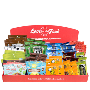 Love With Food Office King Box