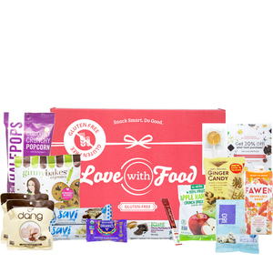 Be The Change April Gluten Free Box