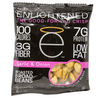 Garlic & Onion Roasted Broad Bean Crisps