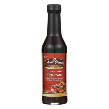 Annie Chun's Teriyaki Sauce - Case of 6 - 9.9 fl oz.