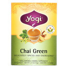 Yogi Chai - Green - Case of 6 - 16 Bags