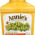 Annie's Naturals Organic Yellow Mustard - Case of 12 - 9 oz.