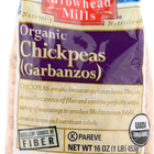 Arrowhead Mills Organic Garbanzos Chickpeas - Case of 6 - 16 oz.