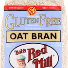 Bob's Red Mill Gluten Free Oat Bran - 18 oz - Case of 4