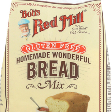 Bob's Red Mill - Gluten Free Homemade Wonderful Bread Mix - 16 oz - Case of 4