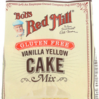 Bob's Red Mill Gluten Free Vanilla Cake Mix - 19 oz - Case of 4