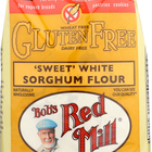 Bob's Red Mill - Gluten Free Sweet White Sorghum Flour - 22 oz - Case of 4