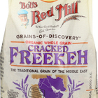 Bob's Red Mill - Organic Cracked Freekeh - 16 oz - Case of 4