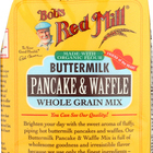 Bob's Red Mill - Buttermilk Pancake and Waffle Mix - 26 oz - Case of 4