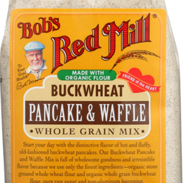 Bob's Red Mill - Buckwheat Pancake and Waffle Mix - 26 oz - Case of 4