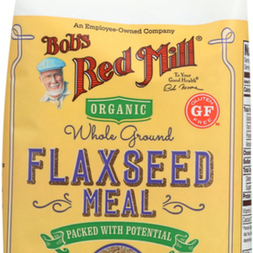 Bob's Red Mill Organic Brown Flaxseed Meal - 16 oz - Case of 4