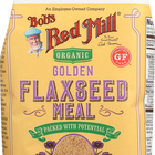 Bob's Red Mill Organic Golden Flaxseed Meal - 16 oz - Case of 4